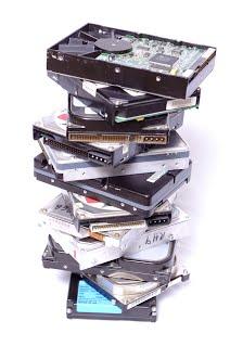 hard drive shredding Bellevue